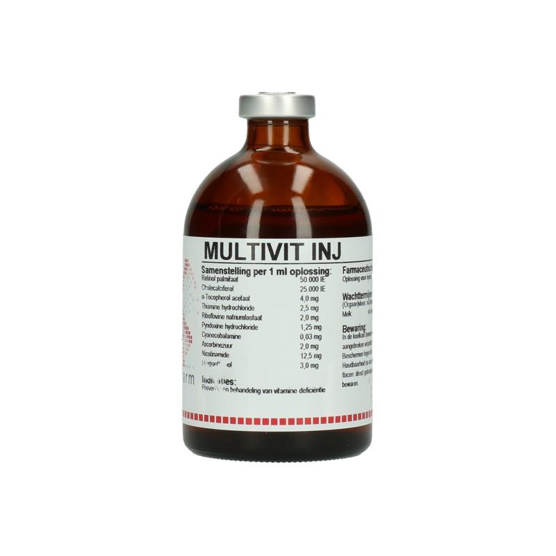Multivit inj. 100 ml
