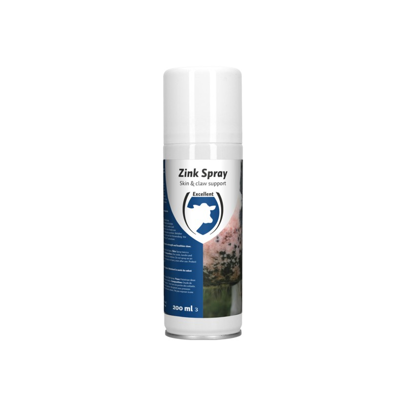 Zink Spray voor vee