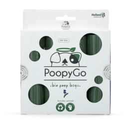 PoopyGo Eco poepzakjes lavendelgeur