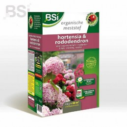 Bio meststof hortensia en rododendron 4 kg