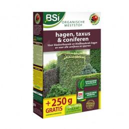 Bio meststof voor hagen, taxus en coniferen 1,25 kg