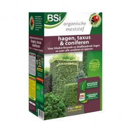 Bio meststof voor hagen, taxus en coniferen 4 kg