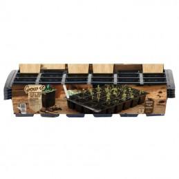 Grow it 24 Vaks Zaai tray 37x23 5 stuks