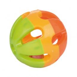 BZ plastic speelbal knaagdier groot
