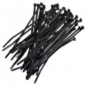 Kabelbinder zwart 7.6x370mm 100 stuks