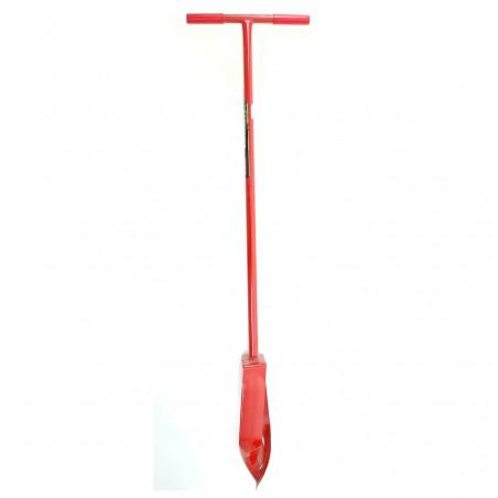 Grondboor Rood gehard 15cm