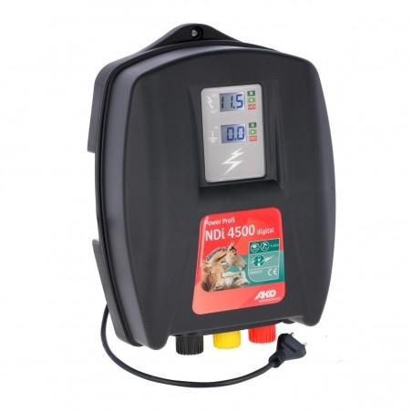Power Profi NDi 4500 Digital schrikdraadapparaat