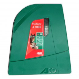 Duo Power X1000 combi schrikdraadapparaat