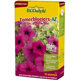 Ecostyle Zomerbloeiers-AZ 800 gram