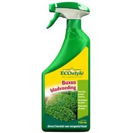 Buxus bladvoeding gebruiksklaar