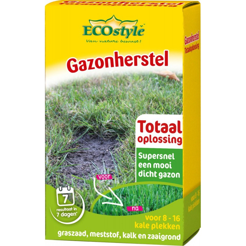 Ecostyle gazonherstel graszaad 500 gram