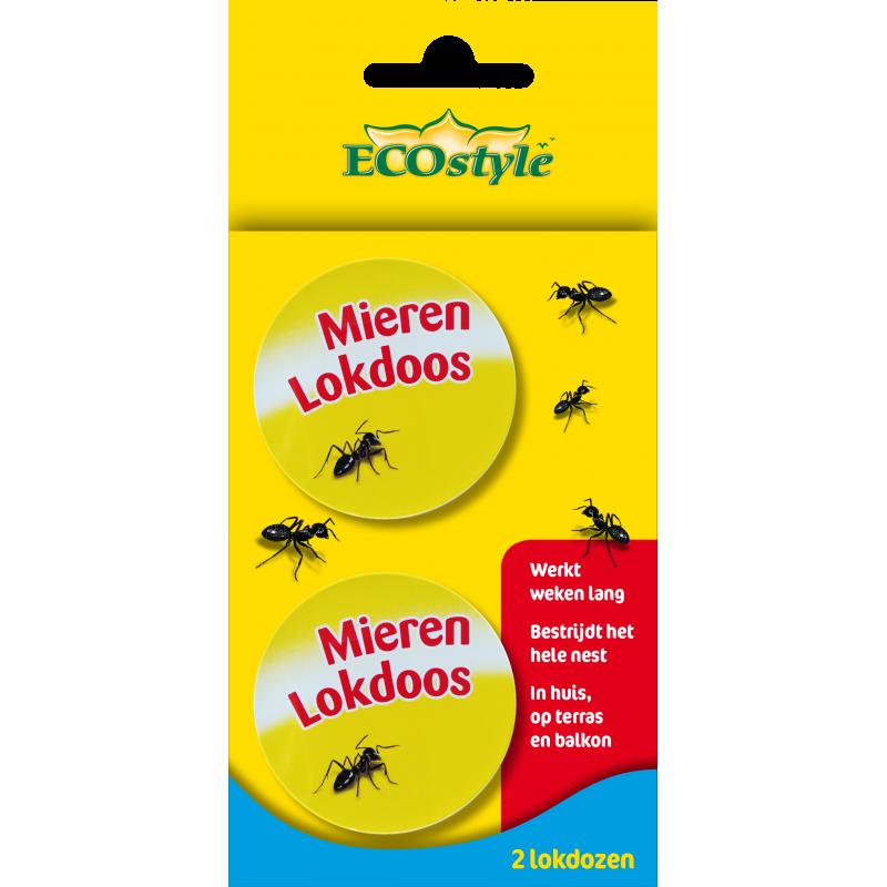 Mierenlokdoos 2 stuks