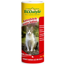 Kattenschrik tegen katten 400 gram