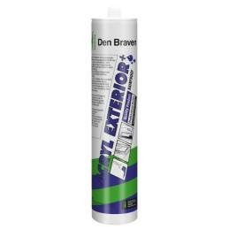 Acrylaatkit Zwaluw exterieur+ 310 ml wit