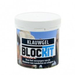 Blockit klauwgel 300ml