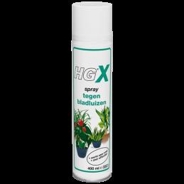 HG X spray tegen bladluizen