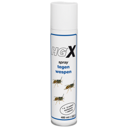 HG X spray tegen wespen