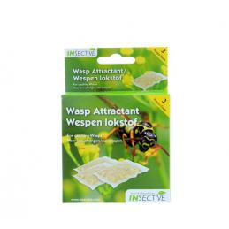 W-Trap Granulaat navulling voor Wespenval 3 pack