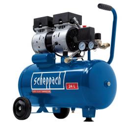 Stille compressor HC24Si 24L