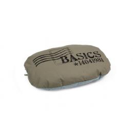 Beeztees Hondenkussen ovaal basics bruin 71 X 50cm