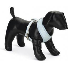 BZ borsttuig puppy Harno blauw S