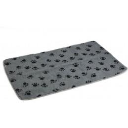 Benchkussen met voetprint grijs 121 X 78 cm Beeztees