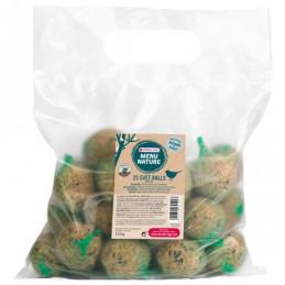 Mezenbollen in zak 25 stuks