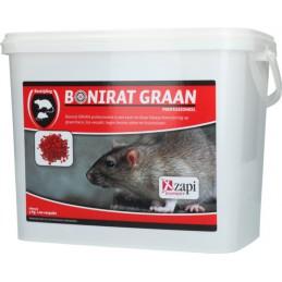 Bonirat graan professioneel rat & muis 10 kg
