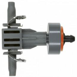 Micro Drip System seriedruppelaar 4.6 mm