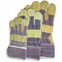 Handschoen splitleer maat 10