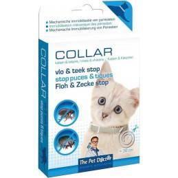Katten halsband vlo en teek stop