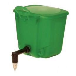Drinknippelfles groen 500 ml