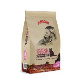 Arion fresh kat sensitive 3 kg