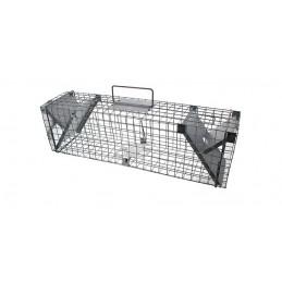 Rattenvangkooi met 2 ingangen