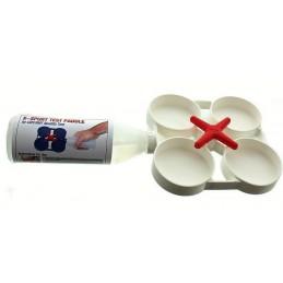 Mastitis testschaal X-spurt