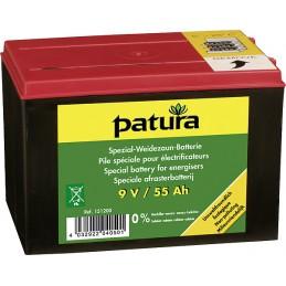Batterij 9 Volt 55Ah