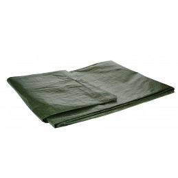 Dekzeil 90gr/m2 2 x 4 m groen