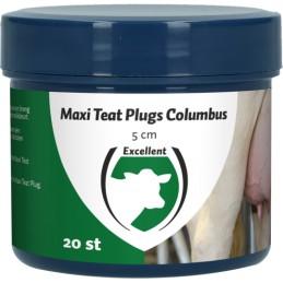 Maxi Teat Plugs 5 cm