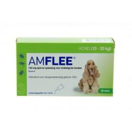 Amflee 134mg spot-on hond...