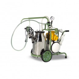 Minimelker koe groen olie...
