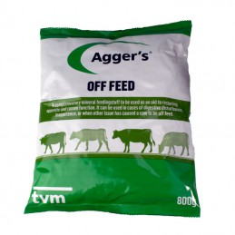Agger`s Off Feed 800 gram