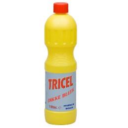 Tricel dikke bleek 1L