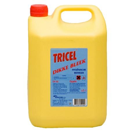 Tricel dikke bleek 5L