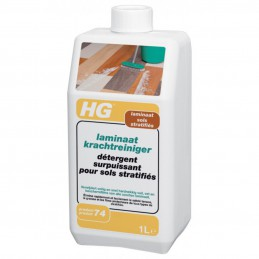 HG laminaat krachtreiniger 1 L