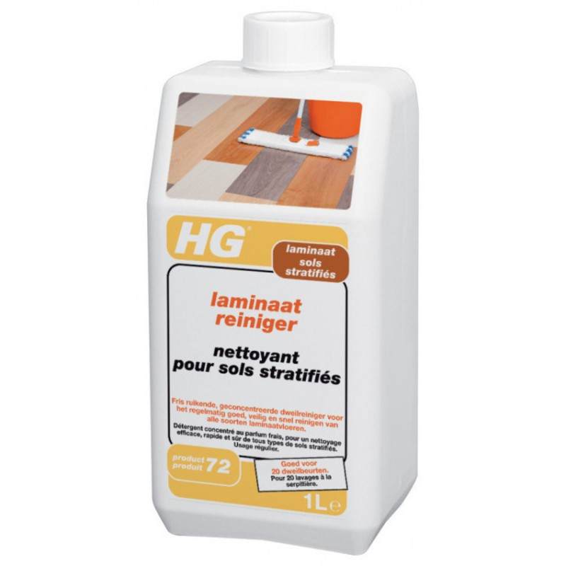 HG laminaatreiniger 1 L