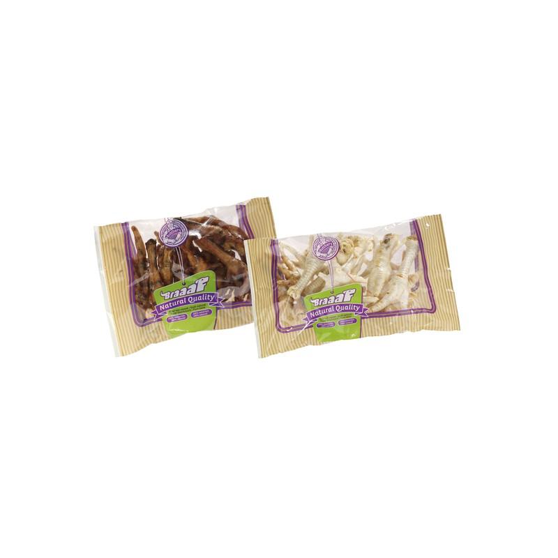 Braaaf Kippepootjes Honing 250 gram