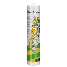 Window seal plus Zwaluw 310ml bruin