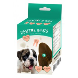Dental Ears (naturel) Small 12 stuks