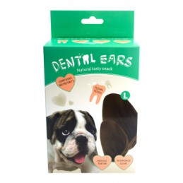 Dental Ears (naturel) Large 6 stuks