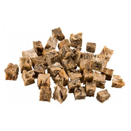 Braaaf Zalmhuid blokjes 70 gram